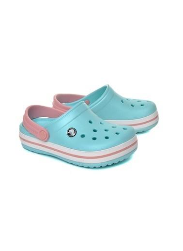 Crocs Çocuk Terlik Crocband Clog 204537-4S3 Turkuaz